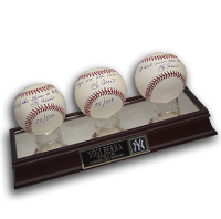 Yogi Berra Signed Autographed VERY Limited Edition Baseballs